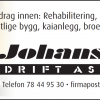 T. Johansen Drift AS